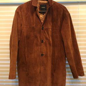 Marc Jacobs Suede Jacket XL